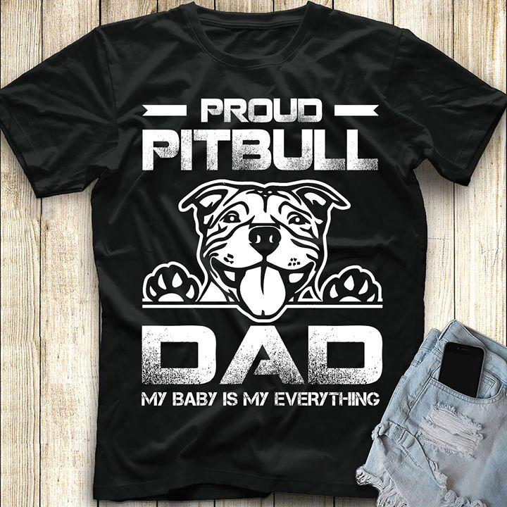 Pitbull T-shirt ds040