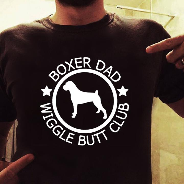 Boxer T-shirt ds030