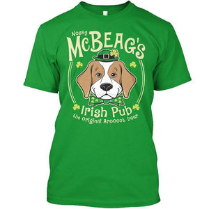 Beagle T-shirt ds027