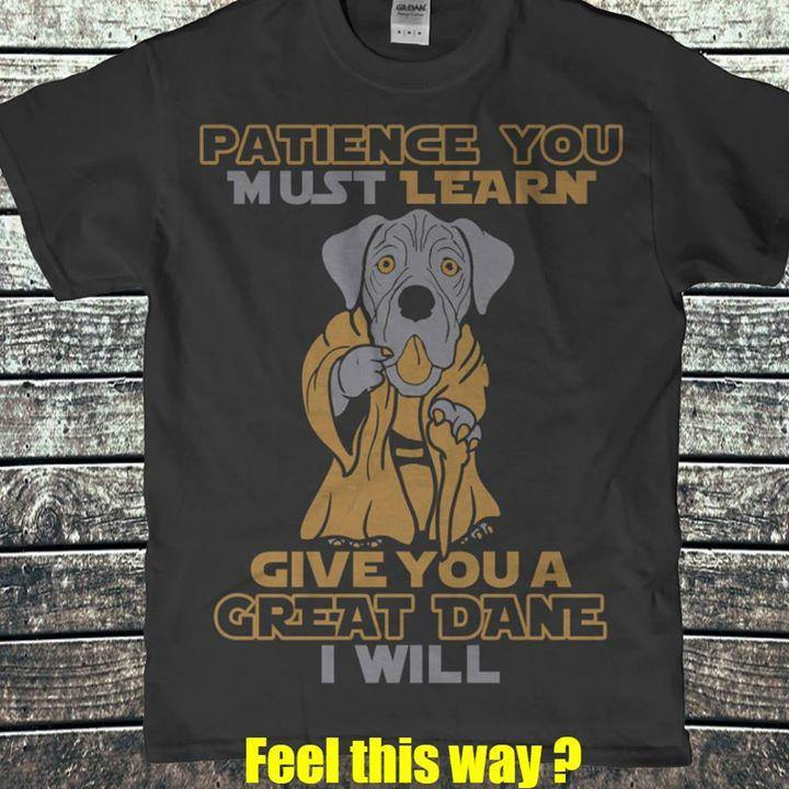 Great Dane T-shirt ds026