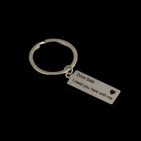 Family Gifts - Drive Safe Keyring