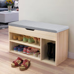 Sofa Bench Change Shoe Bench Shoe Rack