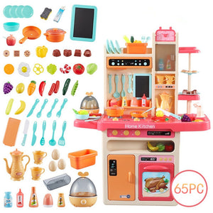 Simulates The Kitchen Toy