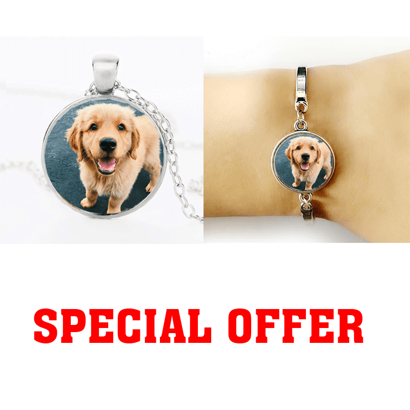Personalized Dog Photo Keychain™ For Winners