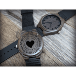 Family Gifts - Engraved Wooden Watch - To My Son
