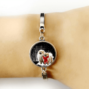 Pomeranian™ BRACELET SILVER FOR WINNERS fb124