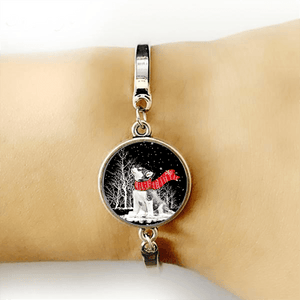 Siberian Husky™ BRACELET SILVER FOR WINNERS fb131