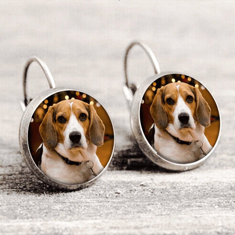 Personalized Photo Earring