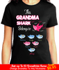 1 DAY LEFT - GET YOURS NOW - Persionalized Grandma Shark