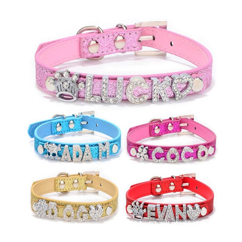 Personalized Dog Collar - Large Size