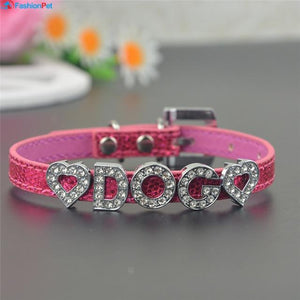 Personalized Dog Collar - Small Size
