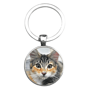 Personalized Photo Keychain For Winners