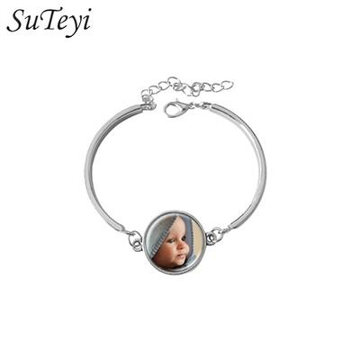 Personalized Photo Bracelet