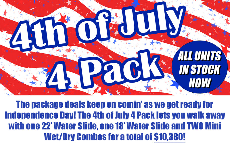 Our 4th of July Package #2 is a Hit!