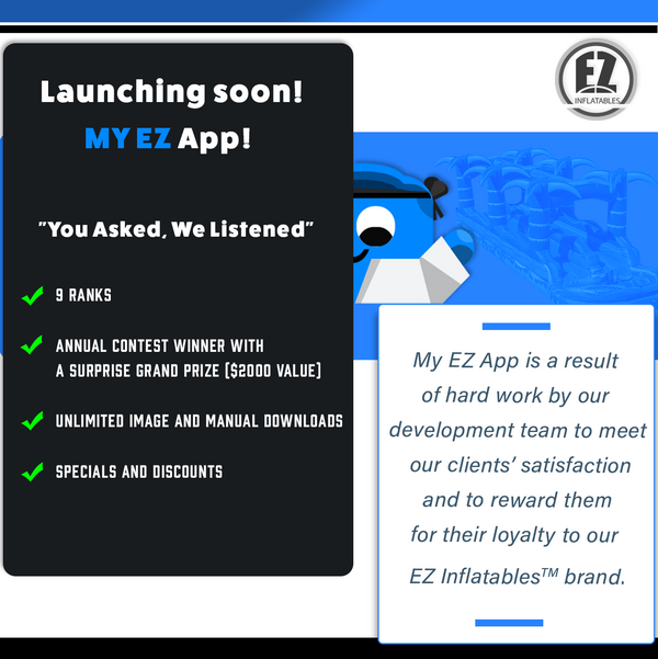 Join our My EZ App Beta Test!