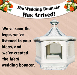 The Wedding Bouncer You've Been Waiting for Has Arrived!