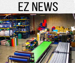 An inside look at the EZ Inflatables warehouse!