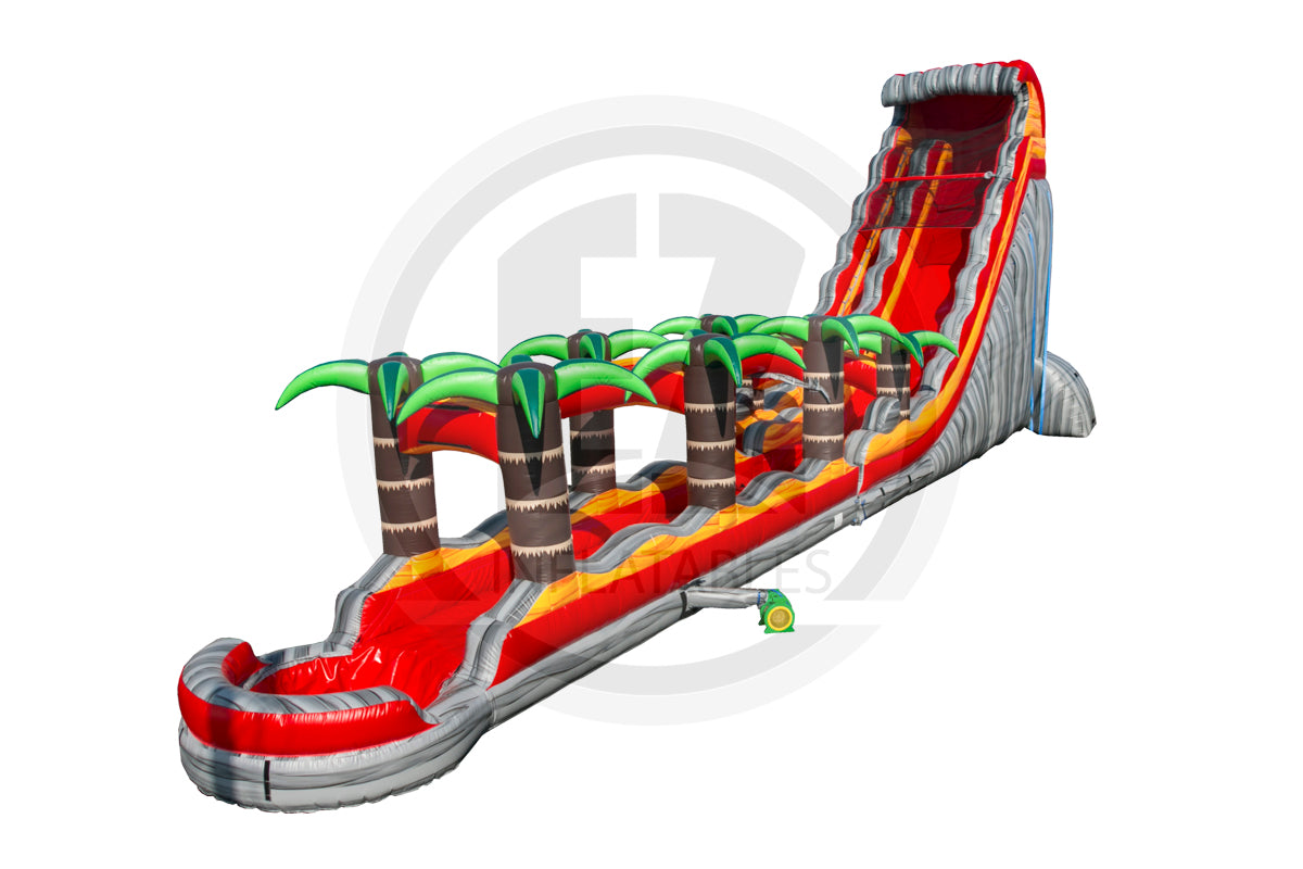 Water Slides 23 - 27 Ft
