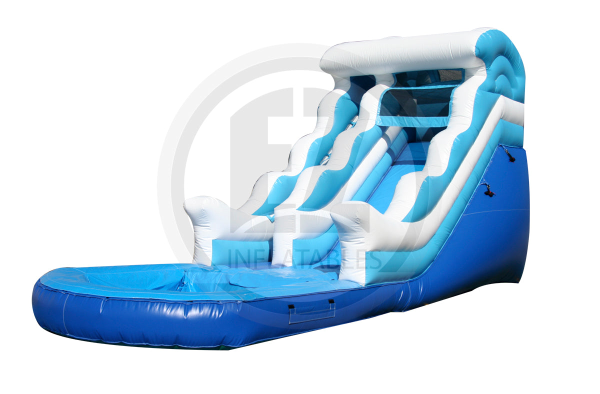 Water Slides 13 - 16 Ft