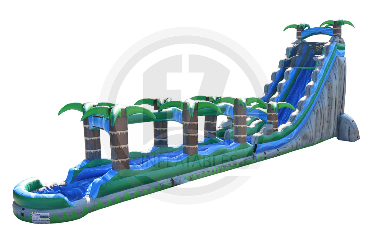 Water Slides 30 - 43 Ft