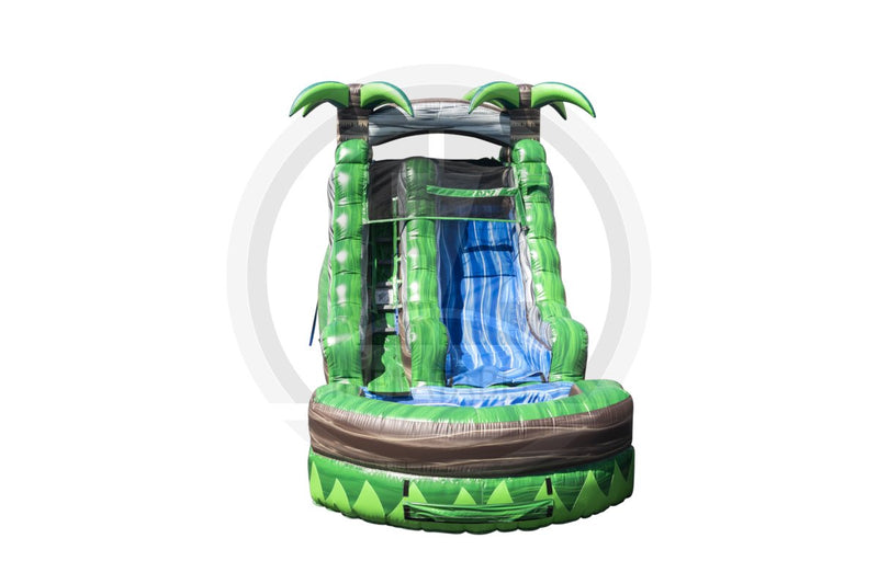 15 Ft Congo Rainforest Water Slide-WS1121-EZ Inflatables (1402220085290)
