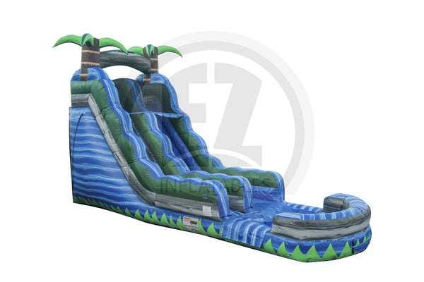 16 Ft Blue Crush-WS1150-EZ Inflatables (1443949445162)