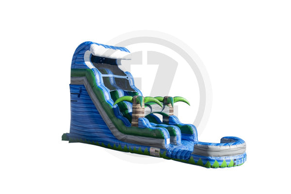 18 Ft Blue Crush Tsunami Water Slide-WS1186-EZ Inflatables (1361777066026)
