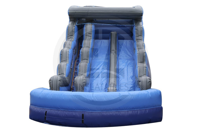 18 Ft Double Wave Water Slide-WS195-EZ Inflatables (1361772347434)