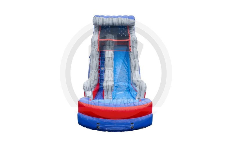 18 Ft Kai Water Rush Single Lane-WS1132-EZ Inflatables