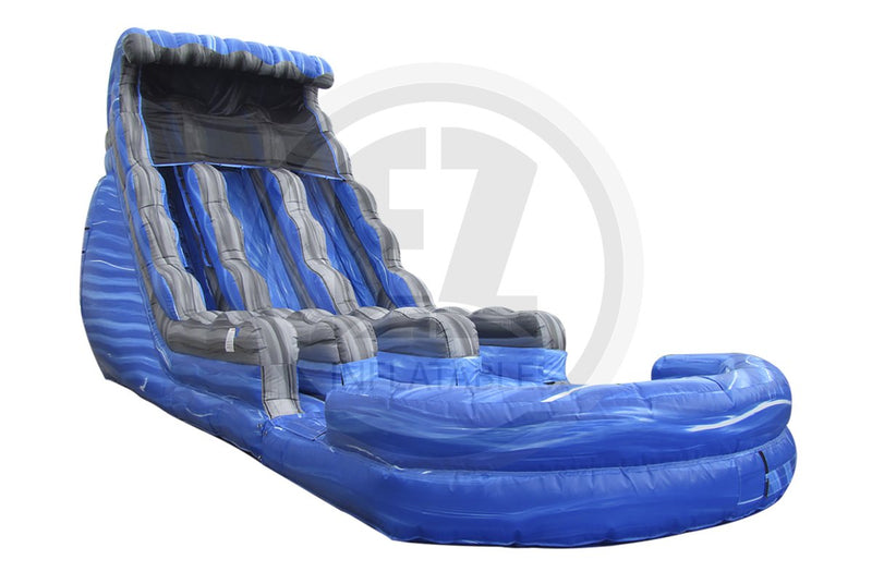 18 Ft Laguna Waves Dual Lane-WS1180-EZ Inflatables