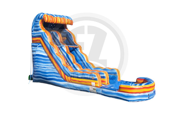 18 Ft Melting Ice Water Slide-WS1140-EZ Inflatables (1428265533482)