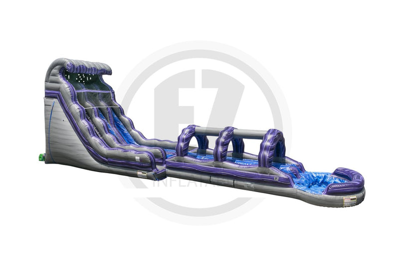 18 Ft Rocky Rapids + Slip & Slide DL-WS1332-EZ Inflatables