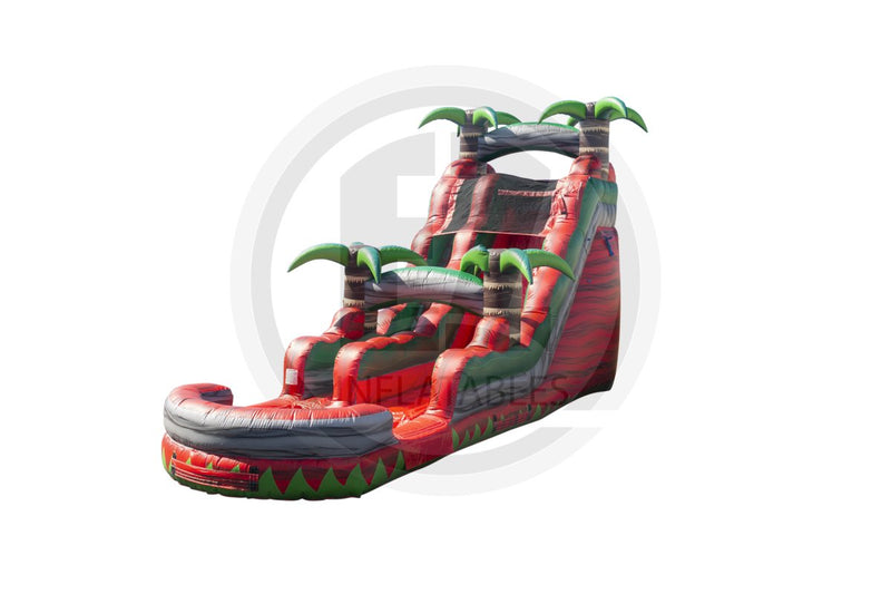 18 Ft Ruby Crush Water Slide-WS1191-EZ Inflatables (1361776476202)