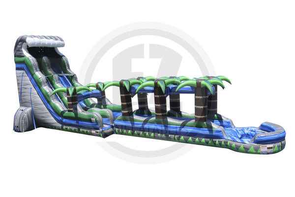 22 Ft Cascade Crush Tsunami + Slip & Slide-WS1116-EZ Inflatables (1394954043434)