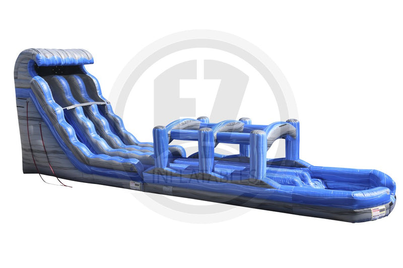 22 Ft Granite Falls + Slip & Slide-WS1095-EZ Inflatables (1394952175658)