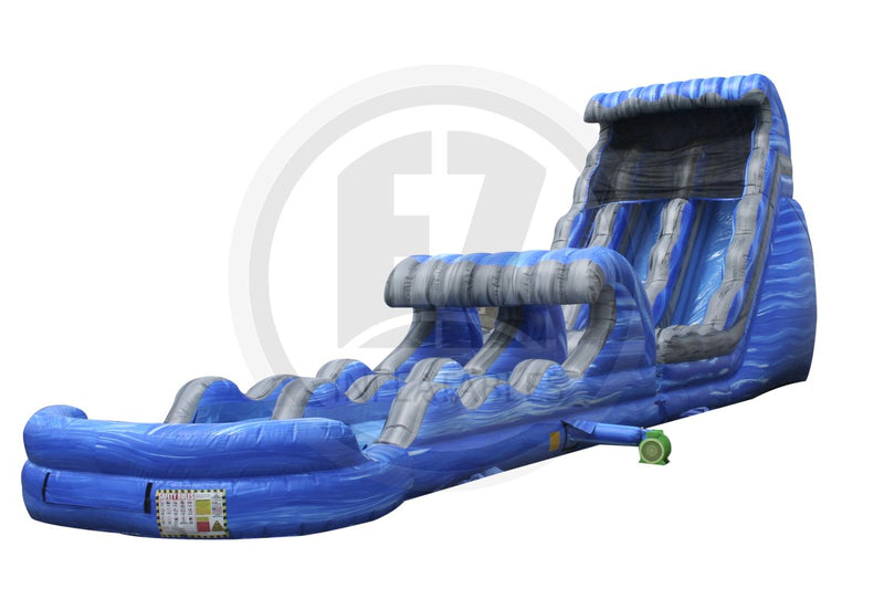 22 Ft Laguna Waves with Slip N Slide-WS344-EZ Inflatables (1394954666026)