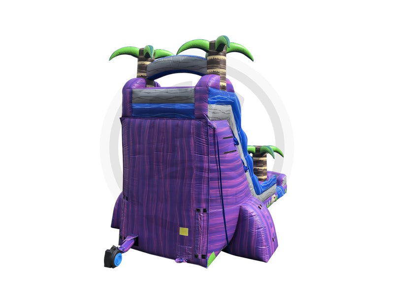 22 Ft Purple Crush Single Lane-WS1039-EZ Inflatables (1394955714602)