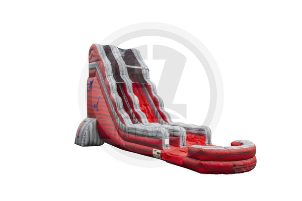 22 Ft Red Rock Falls Single Lane-WS1256-EZ Inflatables