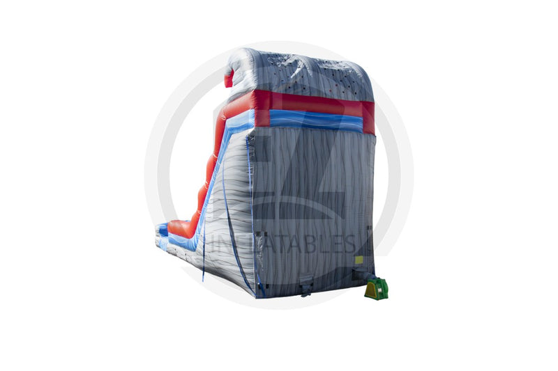 22 Ft Rocky Marble Dual Lane-WS1237-EZ Inflatables (1469998104618)