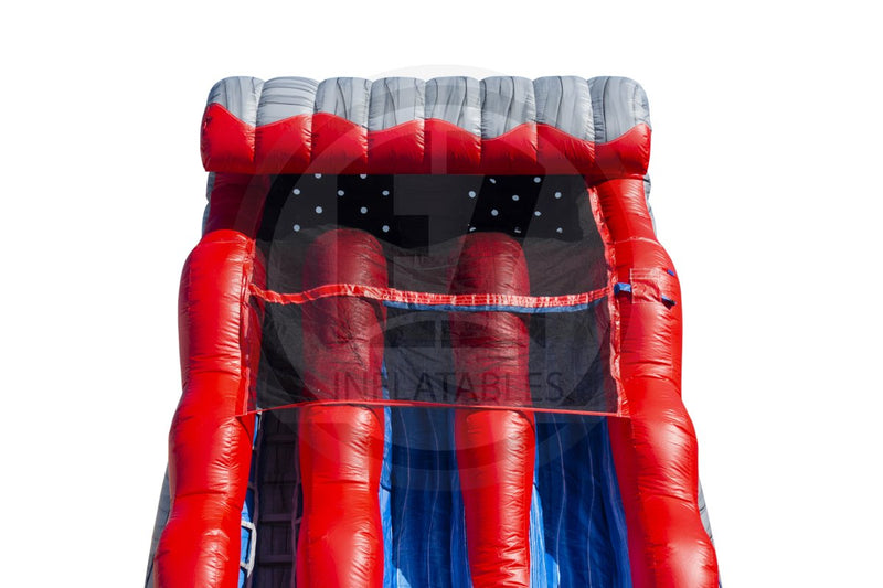 22 Ft Rocky Marble Dual Lane-WS1237-IP-EZ Inflatables