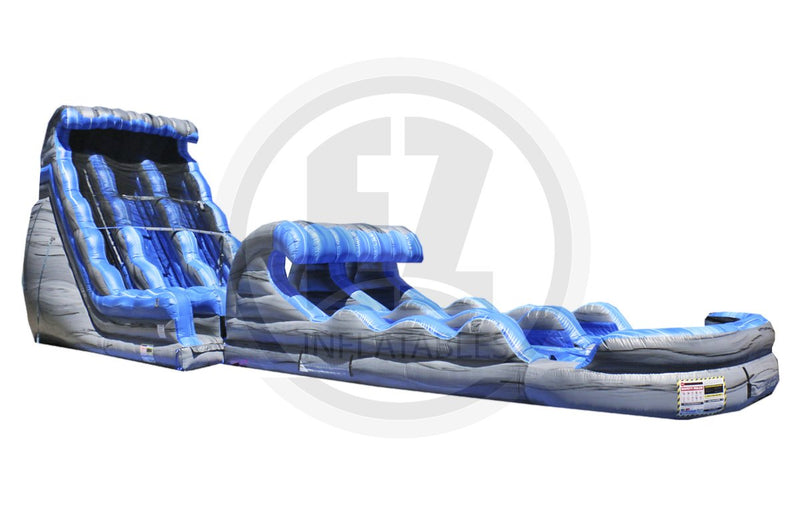22 Ft Rocky Mountain Falls with Slip & Slide-WS1062-EZ Inflatables (1394955288618)