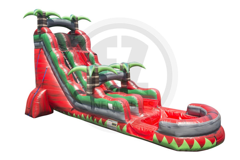 22 Ft Ruby Crush Water Slide-WS1088-EZ Inflatables (1394955550762)