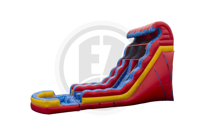 22 Ft Taste The Rainbow Water Slide DL-WS1316-EZ Inflatables