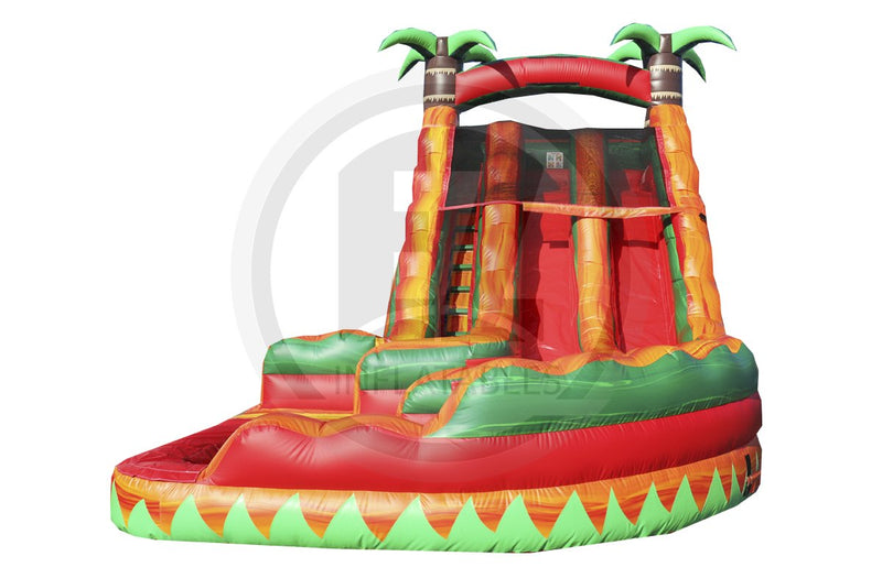22 Ft Tropical Fiesta Breeze Curvy-WS1298-EZ Inflatables