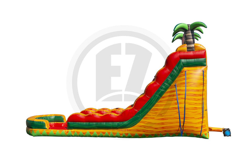 22 Ft Tropical Fiesta Breeze DL-WS1381-EZ Inflatables