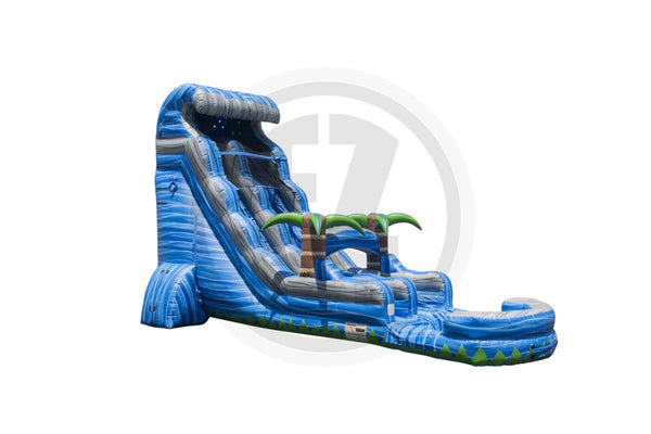 22 Ft Tropical Laguna Waves-WS1263-EZ Inflatables