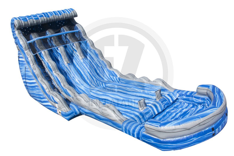 23 Ft Tidal Wave Water Slide-WS1109-EZ Inflatables (1362066014250)