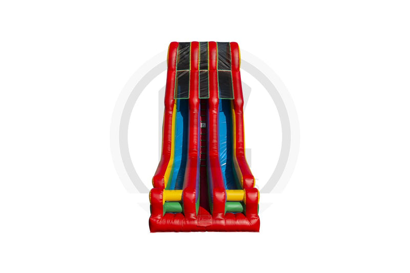 24 Ft Dual Lane Slide-S153-EZ Inflatables (1323026579498)