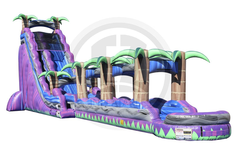 27 Ft Purple Crush With Slip & Slide-WS1027-EZ Inflatables (1362068045866)