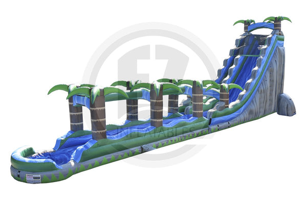 30 Ft Cascade Crush +Slip & Slide-WS1172-EZ Inflatables (1362077810730)